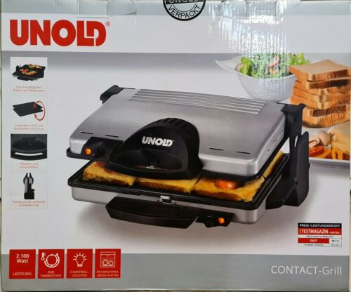Kontaktgrill UNOLD 8555 Contact-Grill