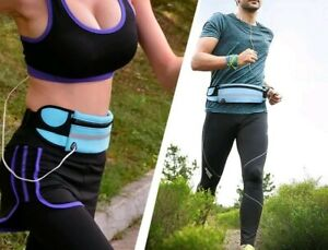 Marsupio-Running-Porta-Smartphone-cuffie-Cellulare-Uomo-Donna-Sport-Corsa-reflex