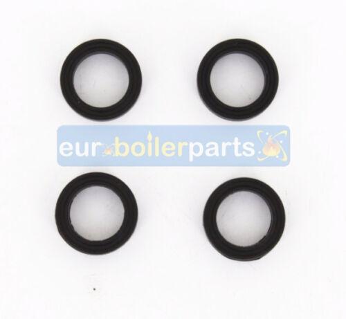 Glowworm xtramax il plaque échangeur de chaleur Rondelle O Ring 0020014182 Pack de 4