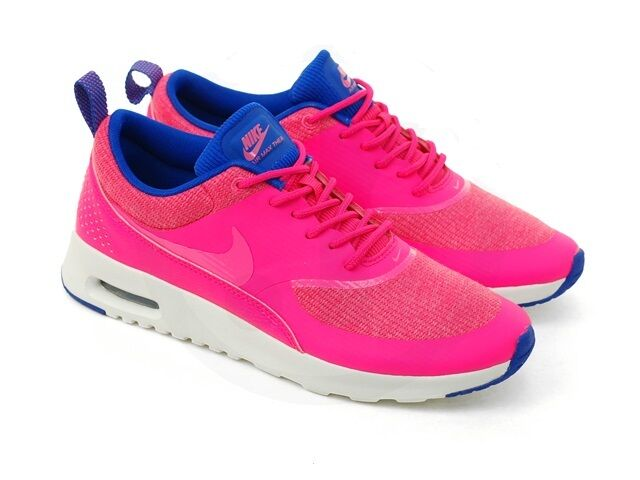 NIKE AIR MAX THEA PREMIUM femmes TRAINERS SIZE.UK- 3.5/4.5/5.5 --- 616723 601