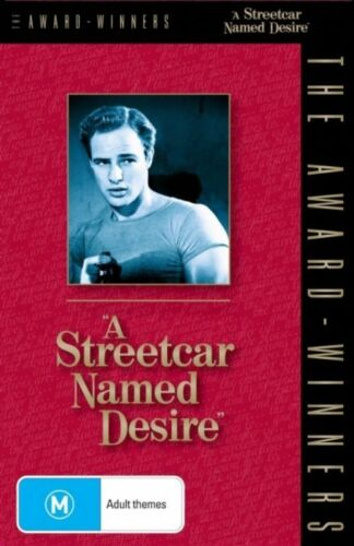 1 of 1 - A Streetcar Named Desire -(2-Disc Set)-DVDS LIKE NEW REGION 4 FREE POST AUS