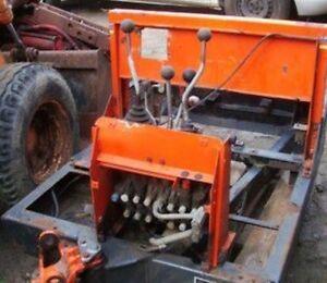 Dismantling Pel Job Eb12 Mini Digger Excavator Slew Ring
