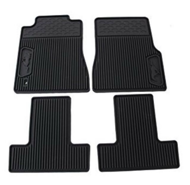 2005 Ford Mustang Floor Mats With Logo