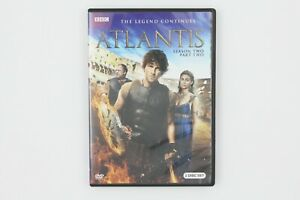Atlantis-Season-Two-Part-Two-DVD-2015-2-Disc-Set