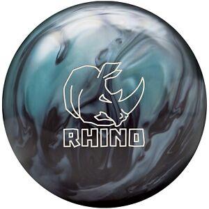 DernièRe Collection De 12 Lb (environ 5.44 Kg) - Brunswick Rhino Bleu Métallisé/noir Réactif Boule De Bowling Neuf-afficher Le Titre D'origine Pour Classer En Premier Parmi Les Produits Similaires