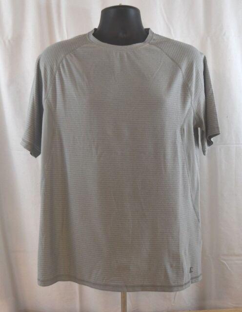 60beeb87 Champion Men's Vapor Shirt Tshirt Polyester Quick Dry Active ...