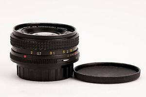 Konica-hexanon-AR-40-mm-f1-8-1-8-1-1-8-lens-40-mm-manuellement-Objectivement
