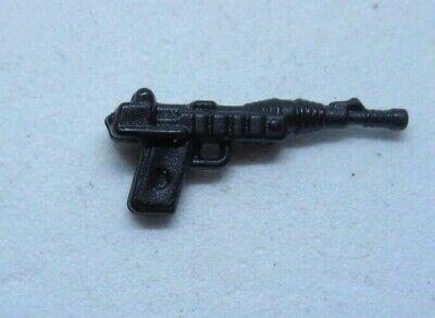 "NICE 1/"" Custom BLACK Blaster Weapon 1985 POTF Gunner A-Wing Vintage Star Wars"