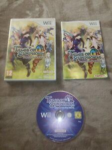 TALES OF SYMPHONIA ALBA DEL NUOVO MONDO Nintendo Wii Regno Unito PAL ** Spedizione gratuita nel Regno Unito **