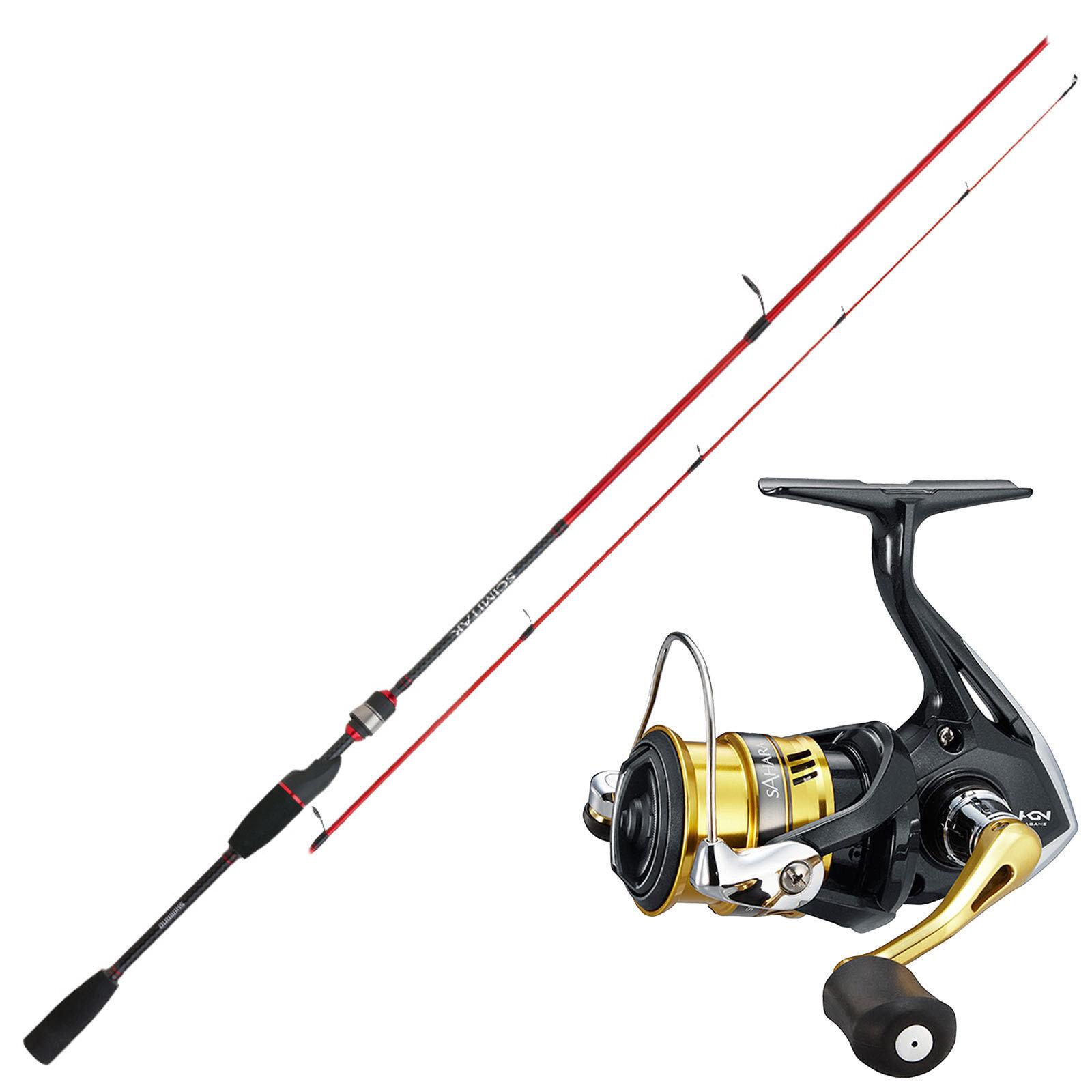 Girar la varilla con combo de - pesca de la lucioperca - de Cocherete Shimano pesca pesca Shimano set profesional
