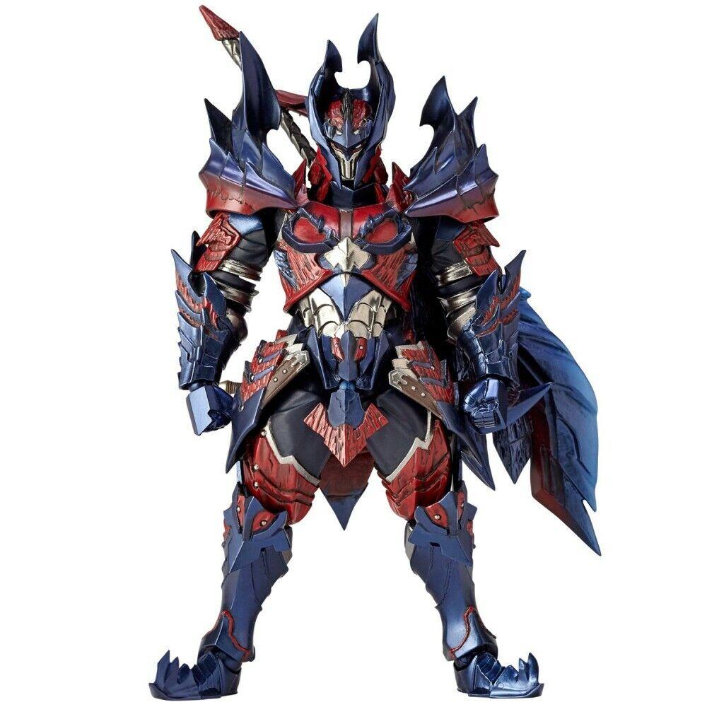 Sentinel Vulcanlog 019 Hunter Man Swordsman Dino Series Figure