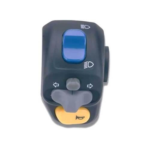 Domino Multifunktionsschalter Kabelstrang 22mm Lenker Peugeot Speedfight 1 50 AC