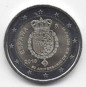 Espana-2-Euros-2018-1-50-Aniversario-Felipe-VI-15-Conmemorativa