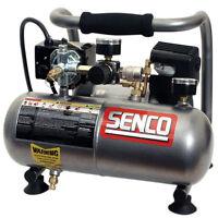 Senco 1 Gallon 1/2 Hp Electric Mini Compressor Pc1010