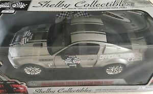 Shelby Collectibles 2009 Gt500 1:18 Rare 1 Of 300 !!