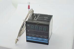 New-Digital-PID-SSR-Thermostat-Temperature-Controller-K-Thermocouple-Sensor