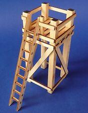HOCHSTAND Kontrollturm in 1:32 für Carrera DIGITAL Figuren Holzausführung 85561