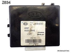 Kia-Sorento-I-JC-3-3-AB-2007-Steuergeraet-UNIT-ASSY-BWS-95700-3E100