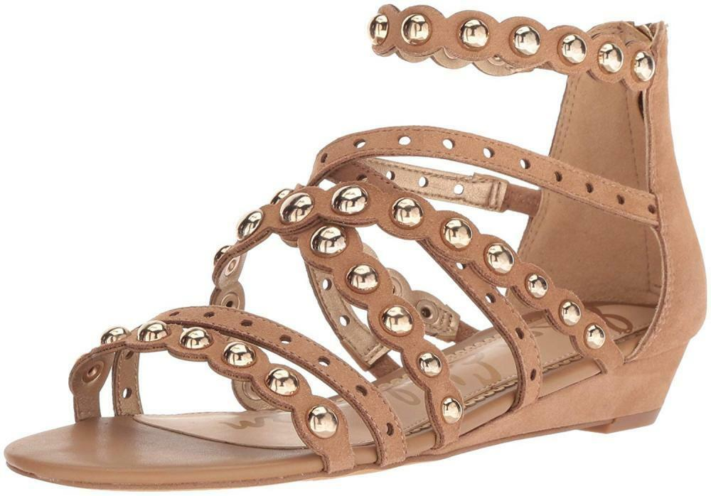 Sam Edelman Wouomo Dustee Wedge Sandal
