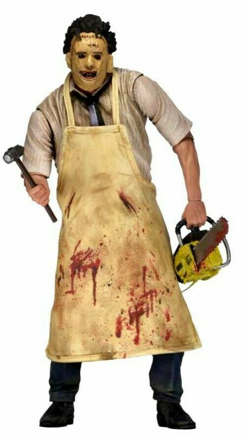 NECA The Texas Chainsaw Massacre Leatherface Action Figure [Ultimate Version] Version] Version] 19157d