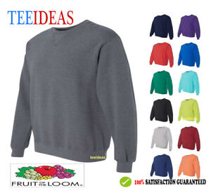 Fruit-of-the-Loom-Adult-Crewneck-Sweatshirt-SF72R