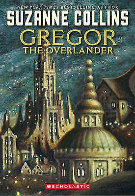 Collins, Suzanne, Gregor the Overlander (The Underland Chronicles), Very Good Bo