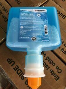 Case-of-3-Bottles-SC-JOHNSON-PROFESSIONAL-Foam-Hand-Soap-1250mL-Fresh-AZU120TF