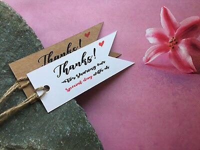 Je vous remercie tags mariage merci pour partager notre journée spéciale Signet 71211