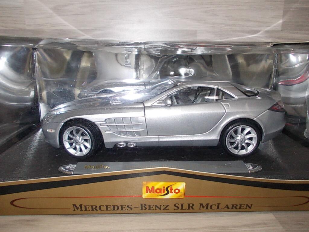 Maisto 1 18 Mercedes-Benz SLR McLaren