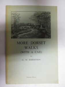 Good-More-Dorset-walks-with-a-car-Robertson-George-Malcolm-1965-01-01-Thi