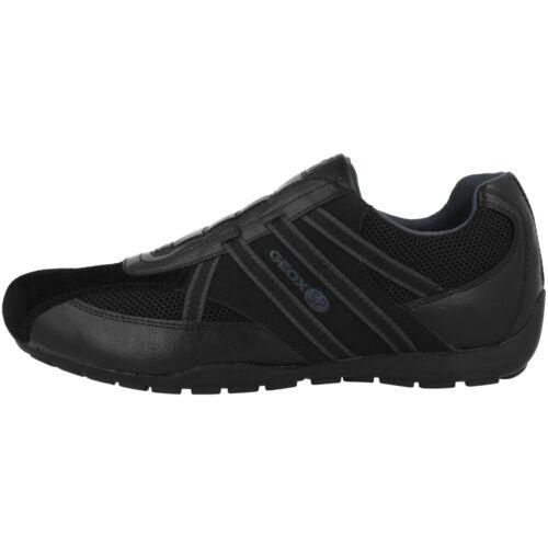Hombre Informal Zapatos De U923fc0bc14c9999 U Ravex Zapatillas Geox C Black 0qYTxUw