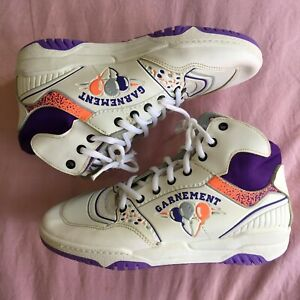 Euro 90s 80s Sneakers Shoes 7.5 | eBay