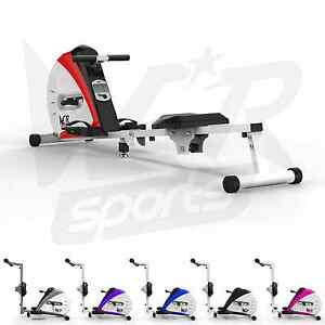 Rowing-Machine-Body-Tonner-Home-Rower-Fitness-Cardio-Workout-Weight-Loss-Red
