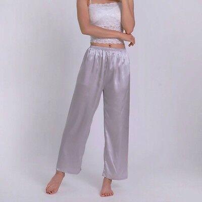 NWT Boutique Designer Graphic Gray Sweatpants Black Stars Pants Lounge Loose S-L