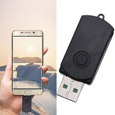 HD 1280x960 USB Disk Hidden Mini DVR DV Cam Camera Spy Camcorder Video Recorder