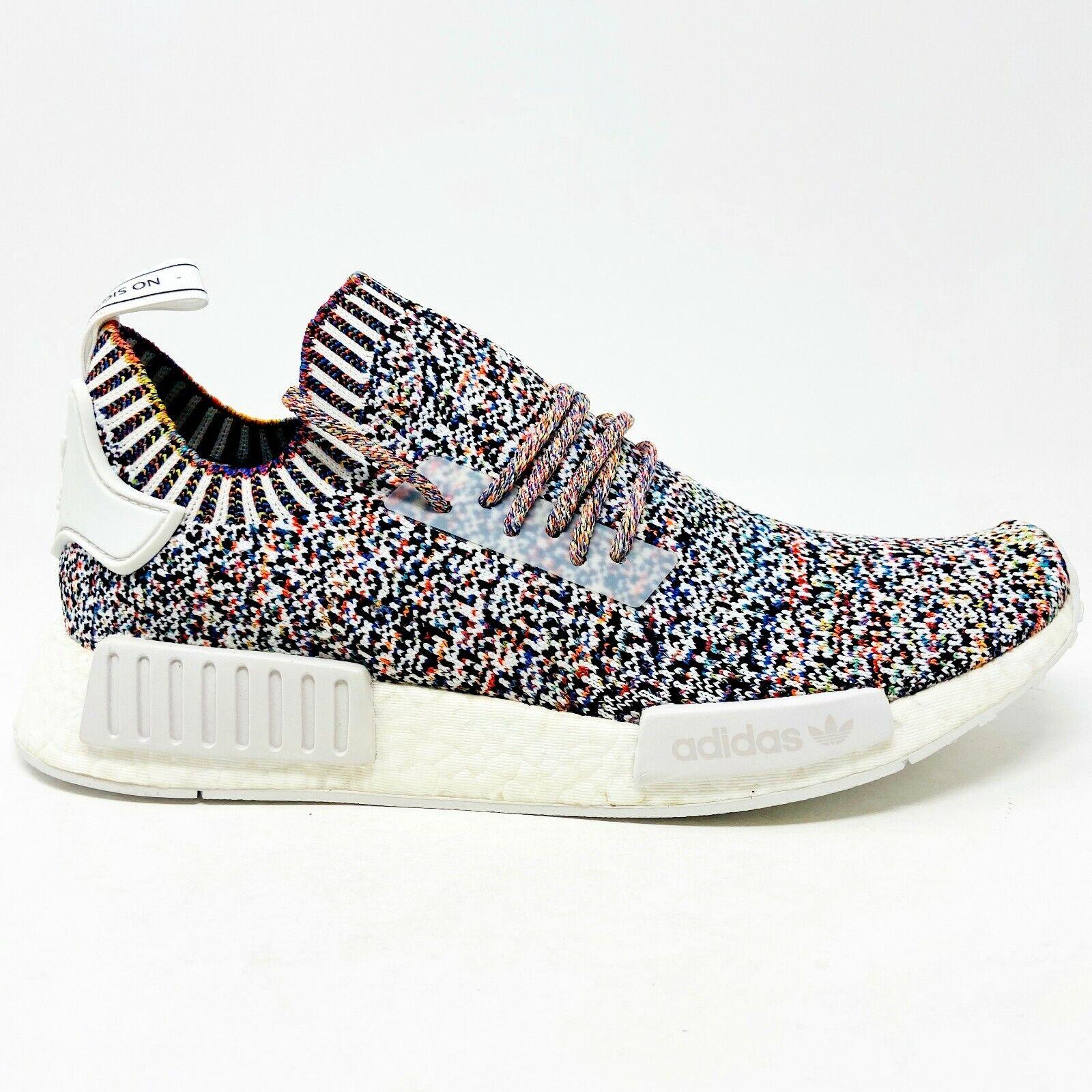 adidas nmd r1 colour static rainbow
