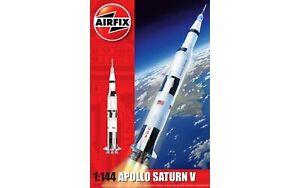 Airfix-NASA-Apollo-Saturn-V-Rocket-1-144-Scale-Model-Kit