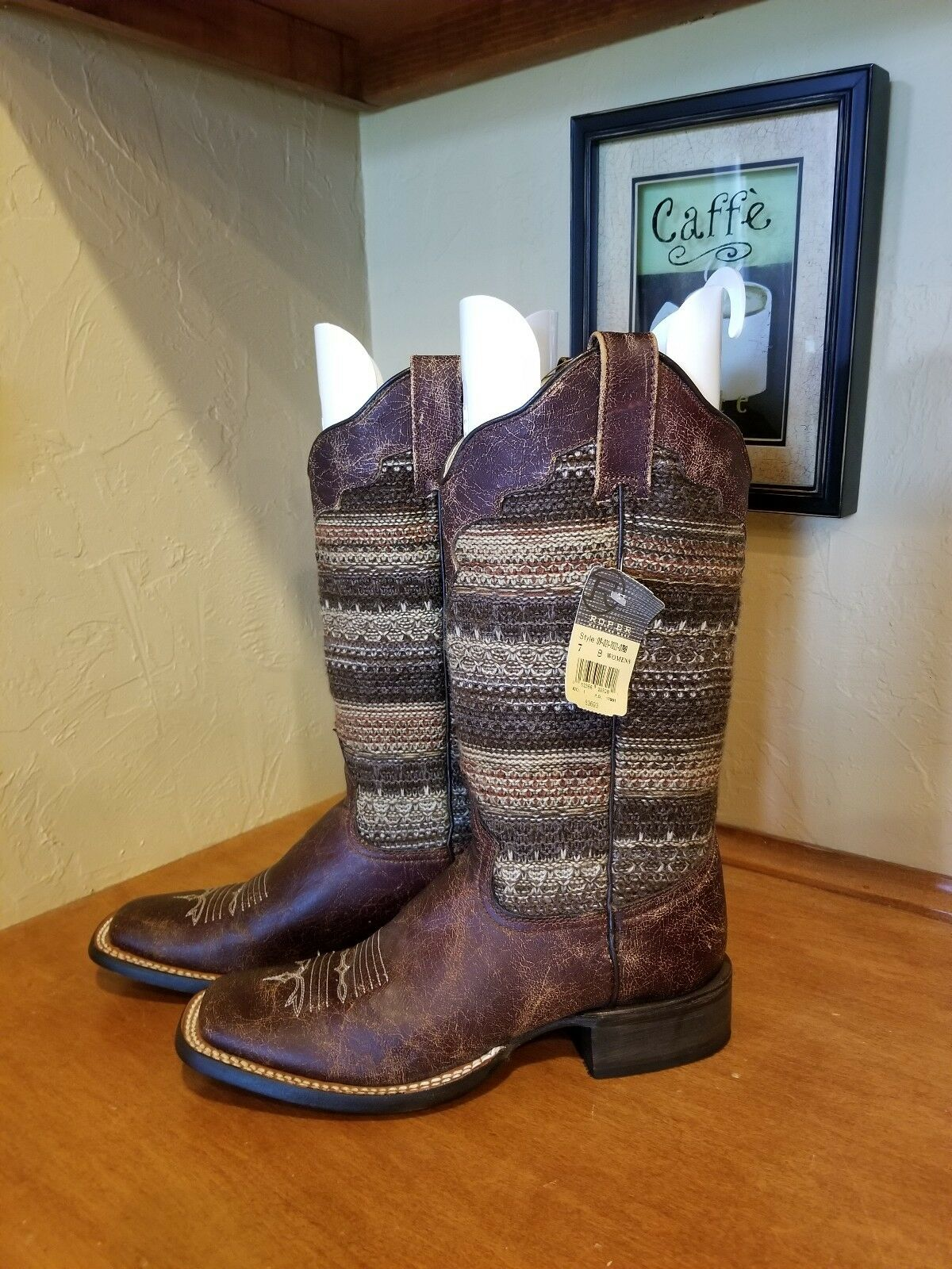 Gentleman/Lady NWT Women's Roper Boots size 7 High quality and low overhead special promotion Popular recommendation