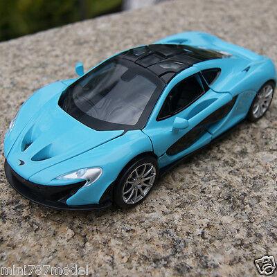 Taiwan 7-11 Limited 1//64 Hypercar collection 1:64 McLaren P1TM Voiture Modèle