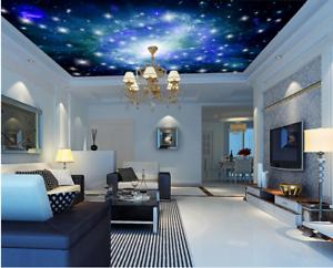 3D Space Starry Sky 8 Wallpaper Mural Wall Print Wall Wallpaper Murals US Summer