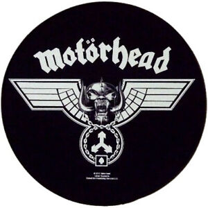 Motorhead-Hammered-Circular-Official-Giant-Back-Patch-Heavy-Metal-New