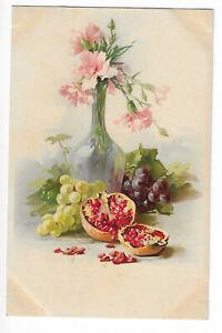 Illustration Signed Catharina Klein Blossom
