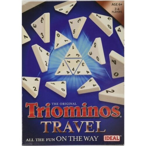 Triominos Travel Board Game