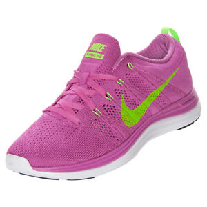 d46a31ee3d4 Details about Nike 554888 Women s  160 FlyKnit One+ Running Shoes Marathon  Training New