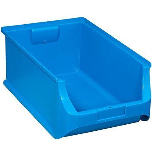 Vue Camp encadré ProfiPlus BOX 5 Bleu PP Lagerbox GRAND vue Lagerbox Empiler