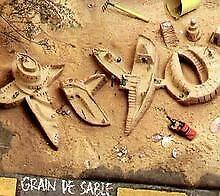Grain-De-Sable-de-Tryo-CD-etat-acceptable