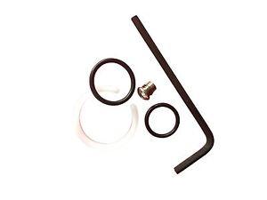 Replacement O Ring / Spout Seal Kit Franke Filterflow Doric Tap