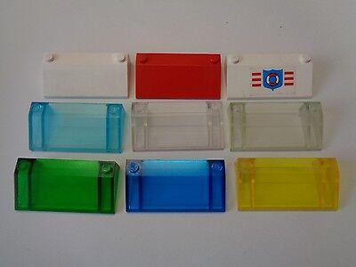 Lego pare brise de 3x6 x1 Slope 33 3 x 6 Choose color ref 3939 ou 58181