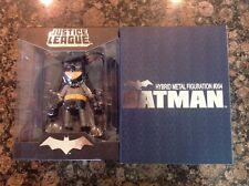 Hybrid Metal Figuration #004 Batman Herocross DC Comics Justice League Unlimited