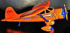 Vintage Aircraft Airplane Rare WW1 WW2 Military Armor 18 Carousel Orange 1 48